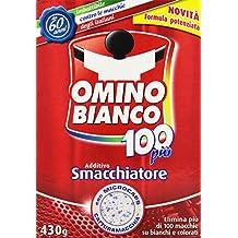 Omino Bianco–Quitamanchas, Aditivo, 430g