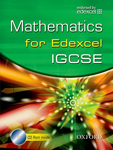 Edexcel Maths for IGCSE® (with CD)