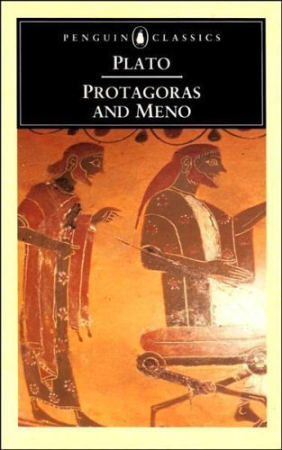 Protagoras and Meno (Penguin Classics) by Plato (1970-07-31)