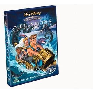 Atlantis: Milo's Return [DVD]