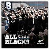 All Blacks - Rugby 2020 - 16-Monatskalender: Original BrownTrout-Kalender [Mehrsprachig] [Kalender]