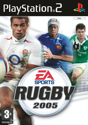 Electronic Arts Rugby 2005 [UK Import]