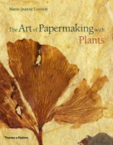 Art of Papermaking with Plants