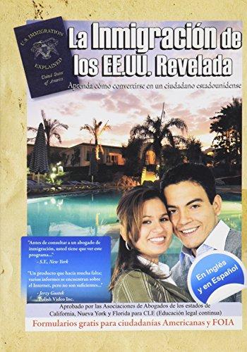 La Inmigracion De Los Ee Uu Revelada [DVD] [Import]