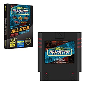 data east: Retro-Bit Data East All Star Collection Cartridge