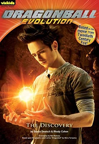 Dragonball The Movie Chapter Book, Vol. 1: The Discovery (Dragonball
