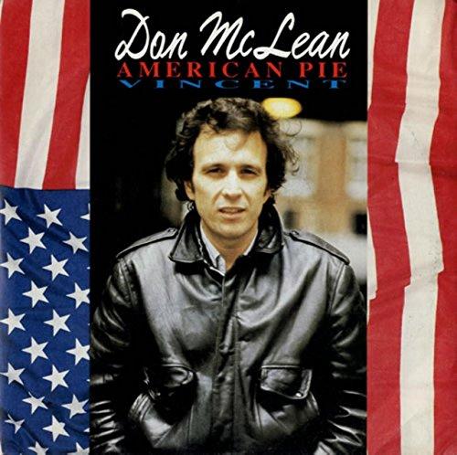 DON McLEAN American Pie / Vincent 7