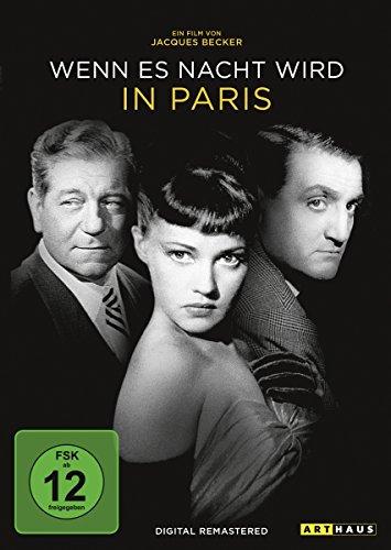 Bild von Wenn es Nacht wird in Paris