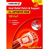 Heat Relief Patch and Support WRIST