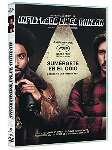 Infiltrado En El Kkklan [DVD]