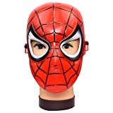 #8: Party Butiko Spiderman Mask For Theme Parties