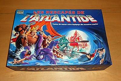 Les Rescapés de l'Atlantide - Parker 14627 - jeu de société
