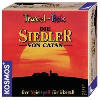 Kosmos - Die Siedler von Catan - Travel-Box