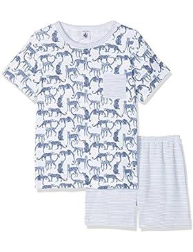 Petit Bateau Modestou, Conjuntos de Pijama para Niños