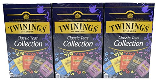 Twinings of London Classic Teas Collection