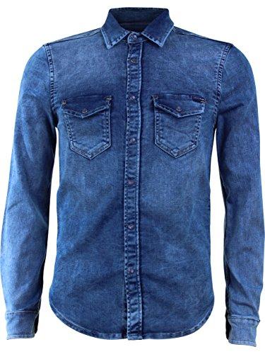 Chemise Pepe Jeans Jepson Bleu