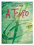 A Tempo - Partie Ecrite - Volume 4