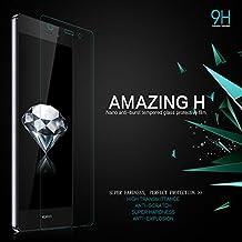 Protector de Pantalla Huawei P8 Lite, Nillkin Protector Cristal Templado Huawei Ascend P8 Lite Vidrio Templado Protector de Pantalla para Huawei Ascend P8 Lite Tempered Glass