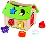 Lelin Wooden Posting Shape Sorter