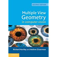 Multiple View Geometry in Computer Vision Second Edition