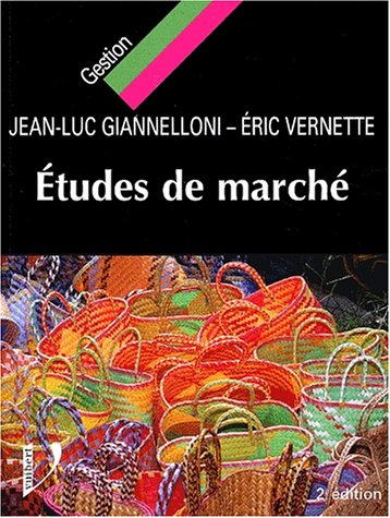 Etudes de march. 2me dition