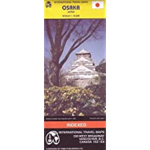 Osaka World City Map (Travel Reference Map)