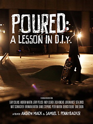 Poured: A Lesson In D.I.Y.
