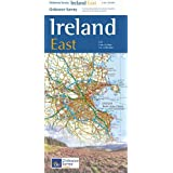 Ireland East  Holiday Map 1 : 250 000 (Irish Maps, Atlases and Guides)