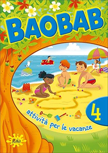 Boabab. Attività per le vacanze. Per la 4ª classe elementare