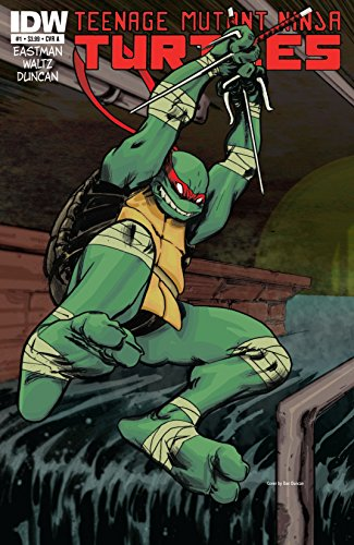 Teenage Mutant Ninja Turtles #1 (English Edition)