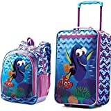 American Tourister Disney Collection 18 inch Upright and Backpack Set