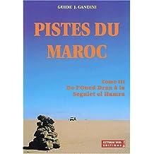Pistes du Maroc à travers l'histoire : Tome 3, De l'Oued Draa à la Seguiet el Hamra à travers l'histoire