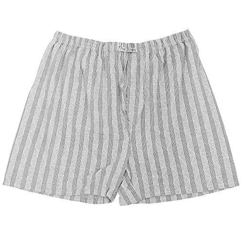 6er Pack Boxershorts Herren mit Eingriff 100% Baumwolle Farben können variieren - 7