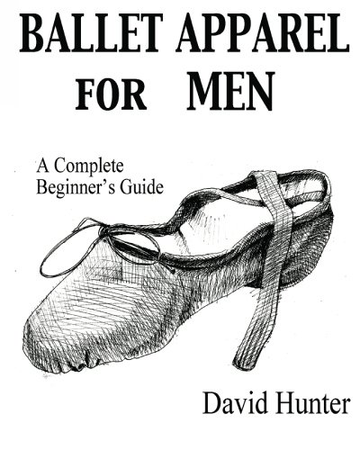Ballet Apparel for Men por David Hunter