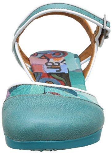 Art - Ipanema 728, Scarpe col tacco Donna Multicolore (Multicolore (Albufera Bone))