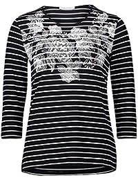 e51b40ce57789b Suchergebnis auf Amazon.de für  shirt gestreift - 48   Damen  Bekleidung