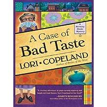 A Case of Bad Taste (Thorndike Christian Mystery)