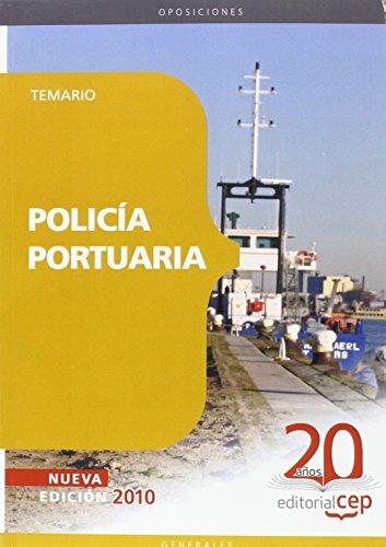 Policía Portuaria. Temario (Colección 88)
