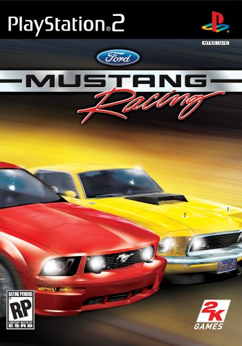 Ford Mustang Racing - PlayStation 2 by 2K - Amazon Videogiochi