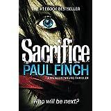 Sacrifice (Detective Mark Heckenburg) by Paul Finch (2013-07-18)