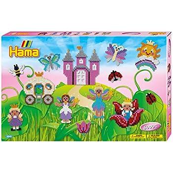 Hama- Mini Alpaca Blister Pack Perles /à Repasser Taille Unique Multicolore 5618