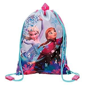 Mochila saco Frozen Star