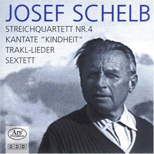 Josef Schelb: Streichquartett Nr. 4