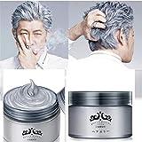 Best Hair Pomade For Women - GARYOB Silver Grey Hair Wax Gel Cream 4.23oz Review