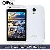 3.5 pouces Smartphone débloqués Le Moins Cher IPRO WAVE 3.5 MTK6571 Dual Core Double SIM Celular Android 4.4 512M RAM 4G ROM Grosses Soldes Aucun Contrat-Blanc