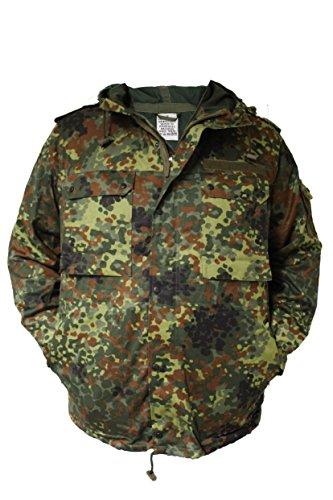 G8DS® BW Bundeswehr FELDJACKE (PARKA) in den Größen 25, 26, 27, 50, 98, 102,106, 110 (102)