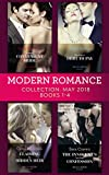 Modern Romance Collection: May 2018 Books 1-4: Kostas's Convenient Bride/The Virgin's...