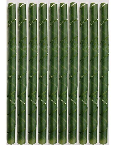 EXCOLO 10 Baumschutz Spiralen Stamm-Schutz Bäume Verbiss Fraßschäden Baum Rinden Schutz Baumschutzspirale