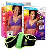 Zumba Fitness World Party (inkl. Fitness - gürtel) - [Nintendo Wii]