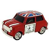Best Mothers Car jacks - Miniature Union Jack British Red Mini Cooper Novelty Review